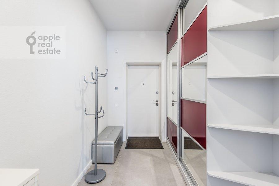 Corridor of the 2-room apartment at Presnenskiy Val 21