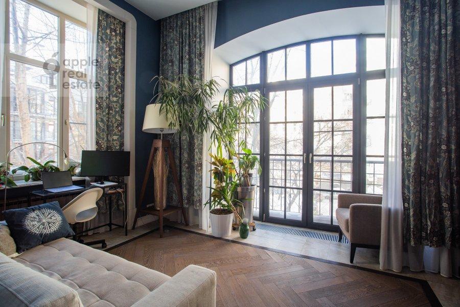 Детская комната / Кабинет в 5-комнатной квартире по адресу Староконюшенный переулок 41С2