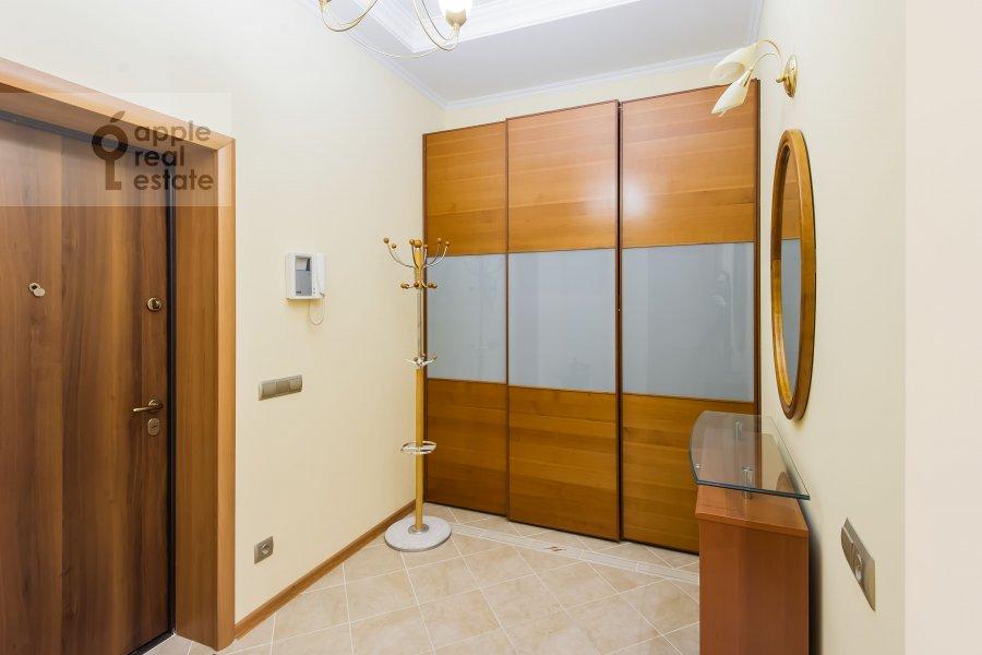 Коридор в 3-комнатной квартире по адресу Ленинский проспект 92к1