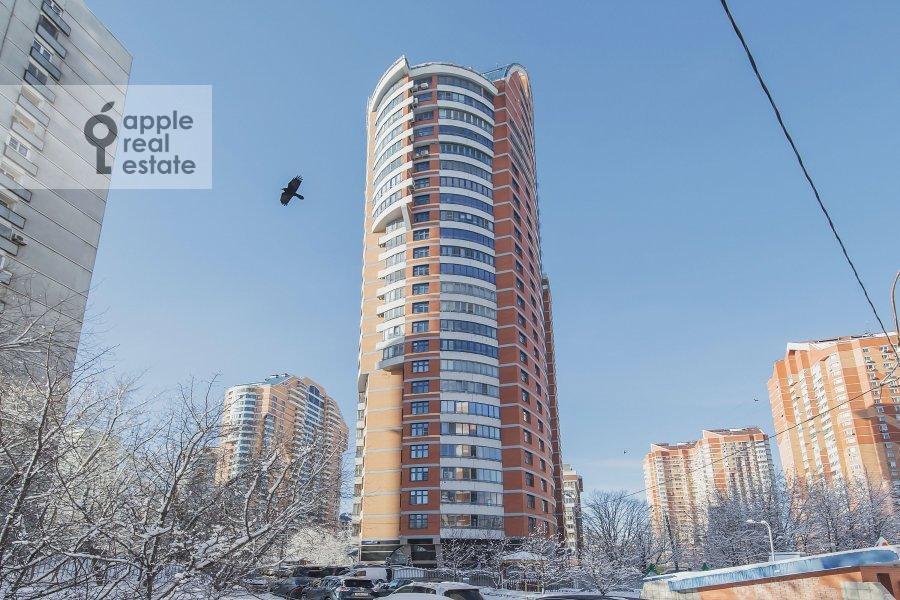 Фото дома 3-комнатной квартиры по адресу Ленинский проспект 92к1