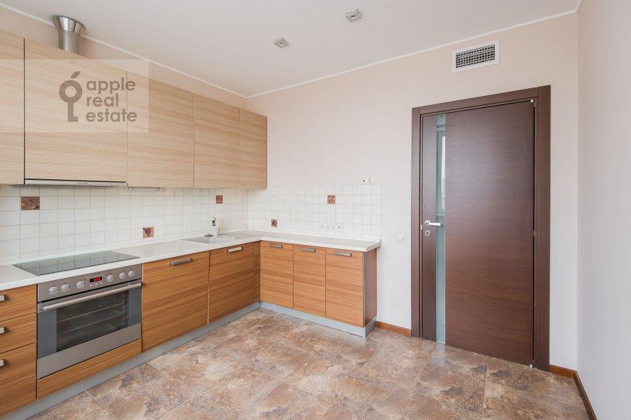 Kitchen of the 4-room apartment at Ruzheynyy per., 3