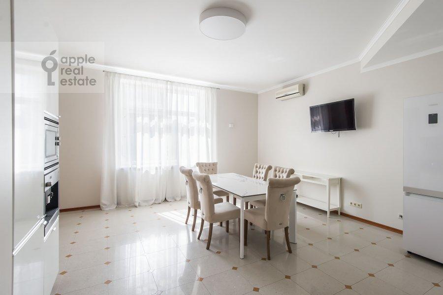 Кухня в 3-комнатной квартире по адресу Минская улица 1А