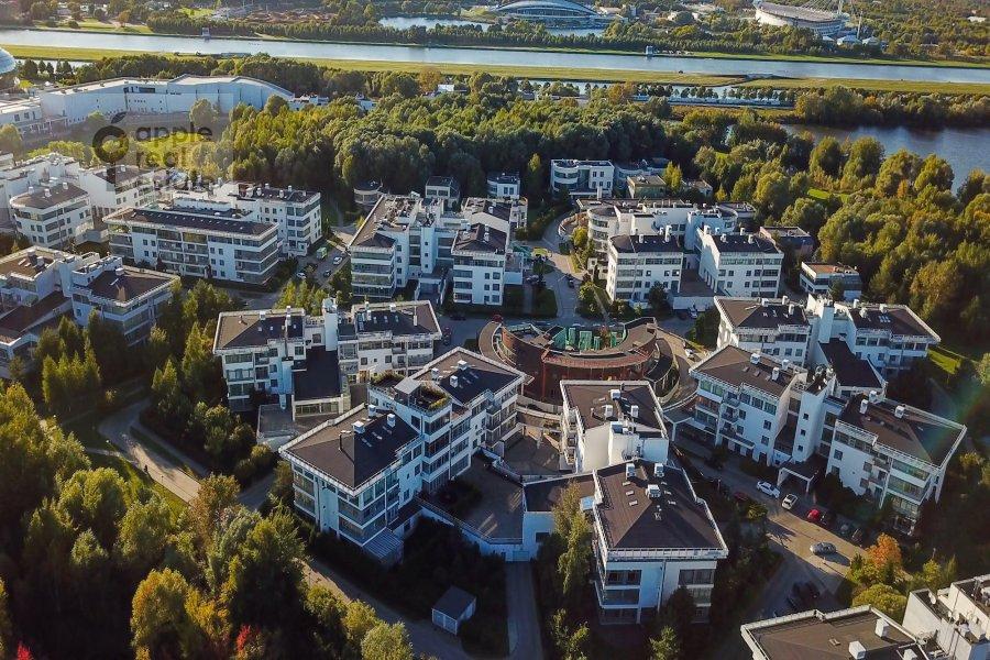 5-room apartment at Ostrovnoy proezd 9K1