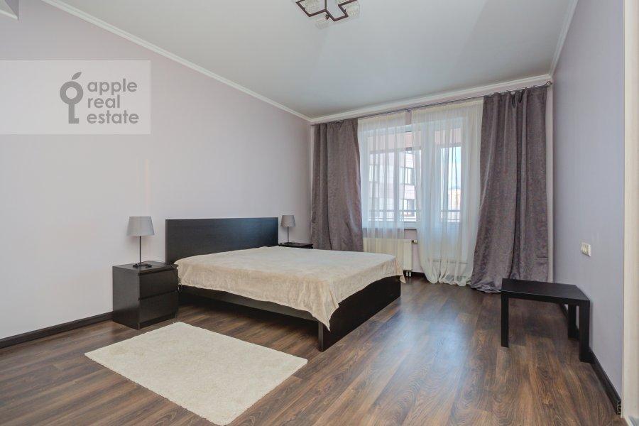Спальня в 3-комнатной квартире по адресу Давыдковская улица 16
