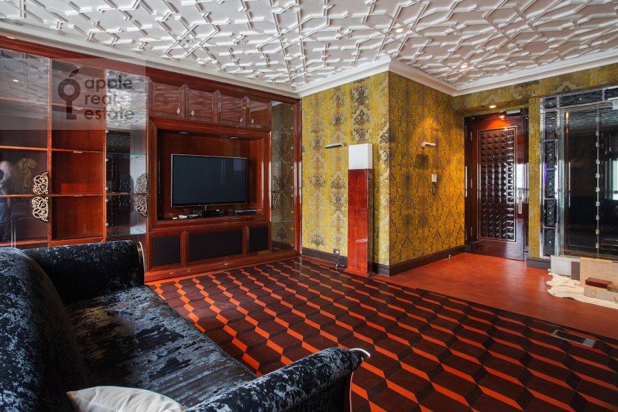 Children's room / Cabinet of the 5-room apartment at Malaya Bronnaya ulitsa 44