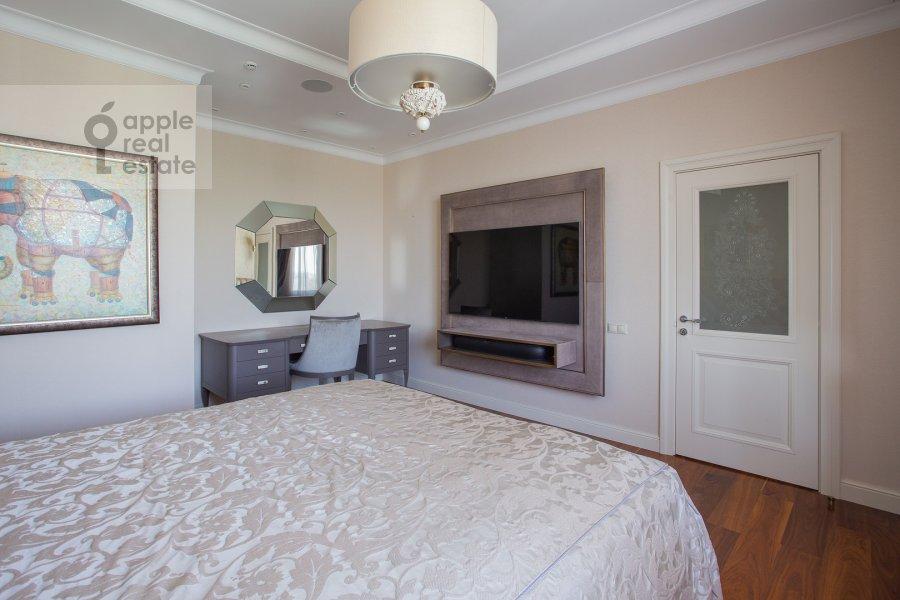 Спальня в 5-комнатной квартире по адресу проспект Вернадского 94к2