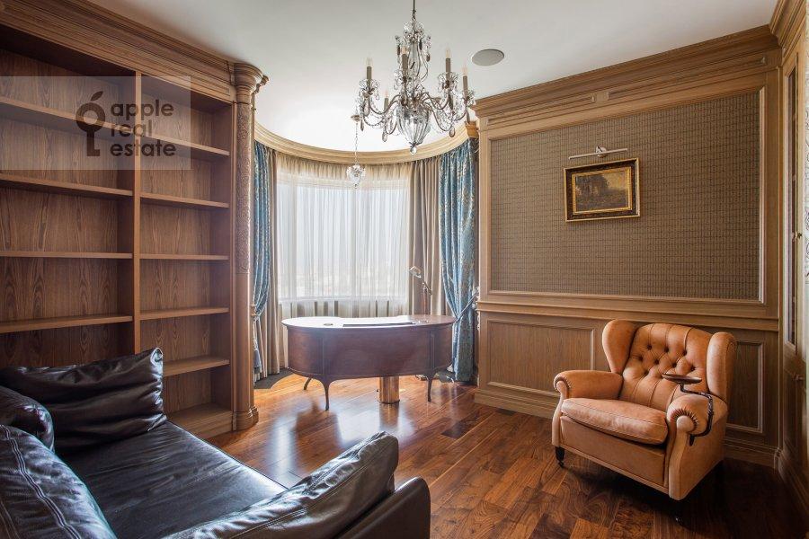 Детская комната / Кабинет в 5-комнатной квартире по адресу проспект Вернадского 94к2