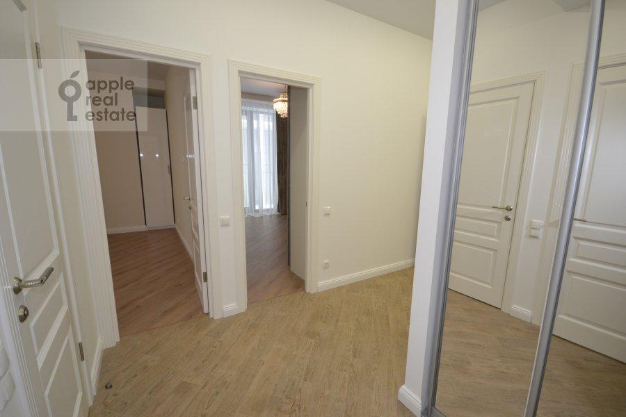 Corridor of the 3-room apartment at Leningradskiy prospekt 36s30