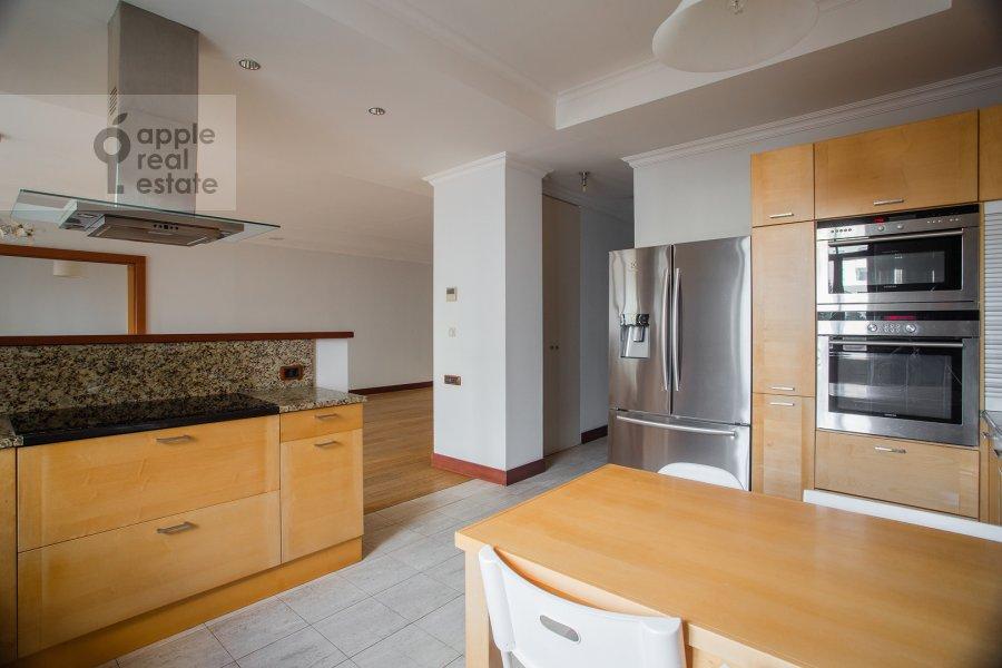 Kitchen of the 5-room apartment at Plotnikov pereulok 21S1