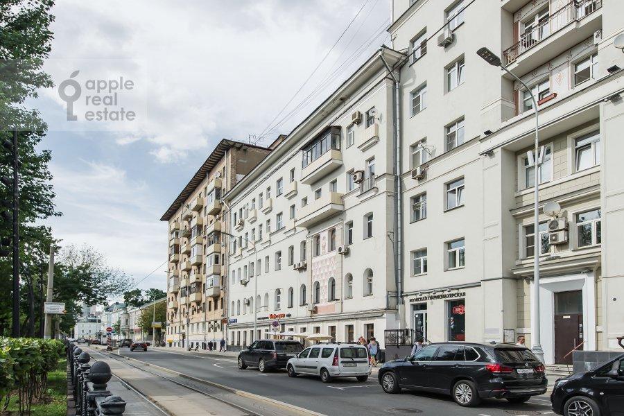 Фото дома 3-комнатной квартиры по адресу Чистопрудный бульвар 9с1
