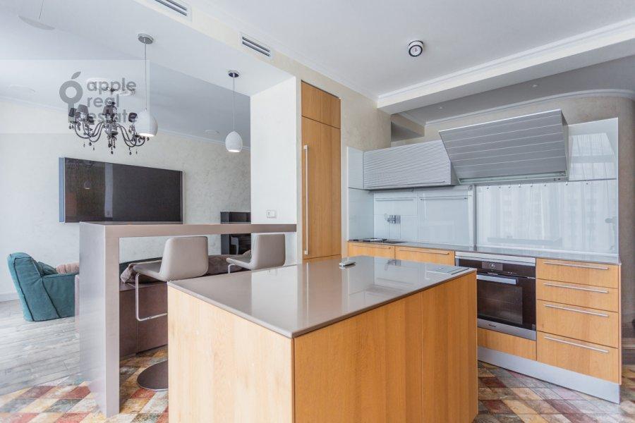 Кухня в 2-комнатной квартире по адресу Покровский бульвар 4/17с10