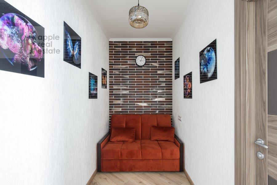 Коридор в 2-комнатной квартире по адресу Павелецкая площадь 1