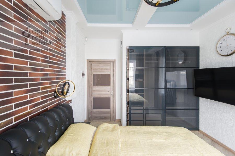 Спальня в 2-комнатной квартире по адресу Павелецкая площадь 1