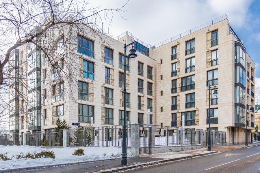 Фото дома 5-комнатной квартиры по адресу Хилков переулок 5