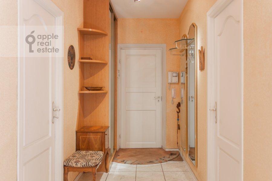 Коридор в 3-комнатной квартире по адресу Новоспасский переулок 3к1