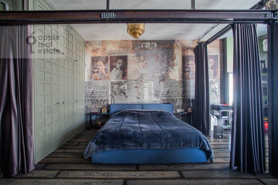 Спальня в 1-комнатной квартире по адресу Большая Садовая улица 5к1