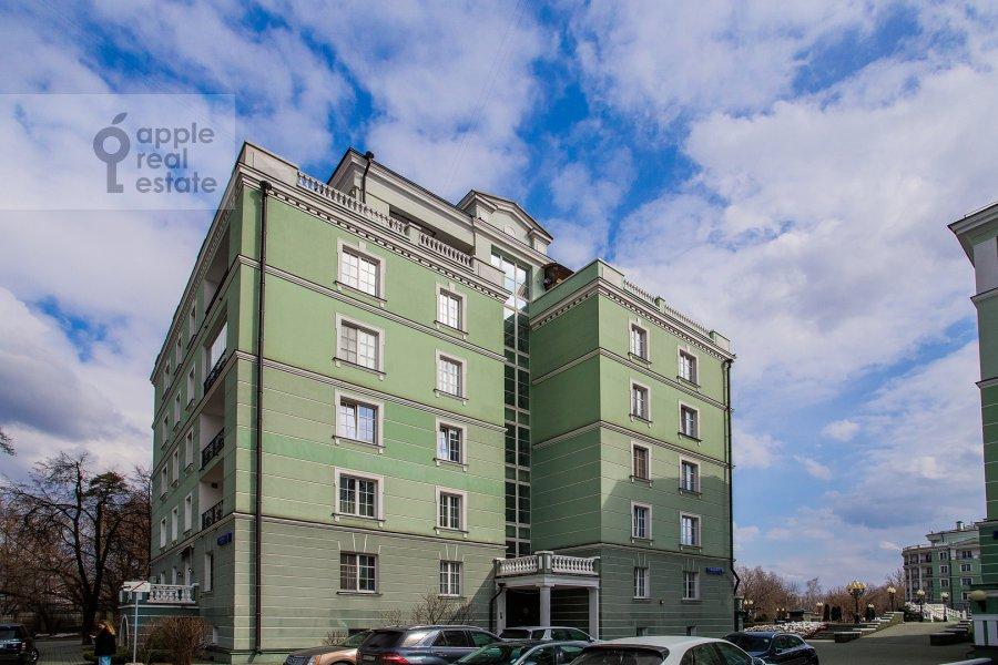 Фото дома 4-комнатной квартиры по адресу Береговая улица 8К3