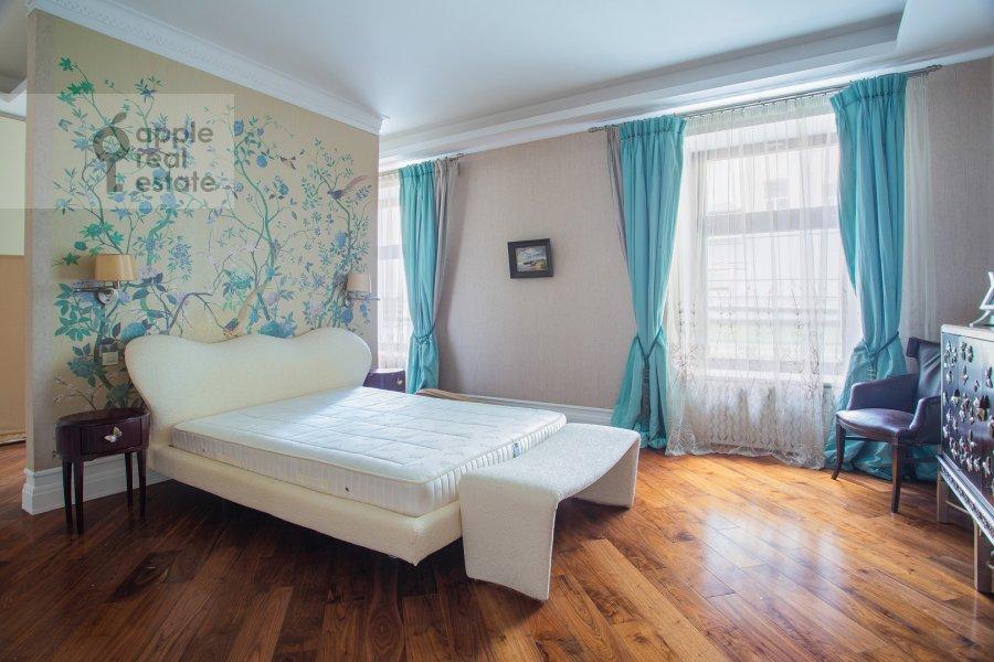 Спальня в 4-комнатной квартире по адресу Поварская улица 28с2