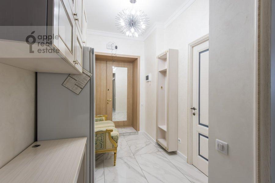 Corridor of the 2-room apartment at ulitsa Gospital'nyy Val 5K18