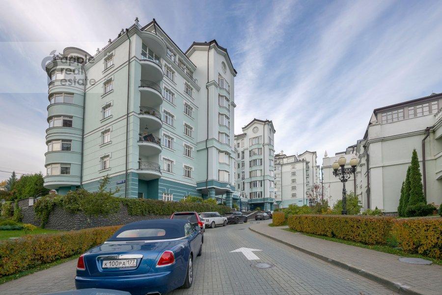 Фото дома 3-комнатной квартиры по адресу Береговая улица 4К1