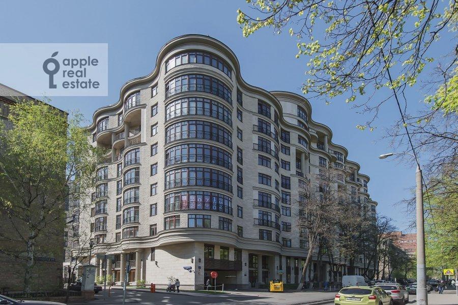 Фото дома 2-комнатной квартиры по адресу Трубецкая улица 10