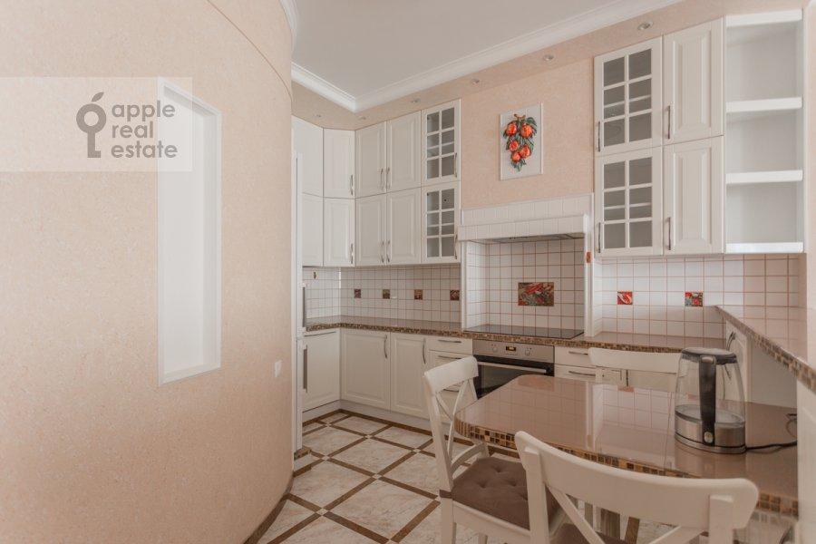 Кухня в 2-комнатной квартире по адресу Ломоносовский проспект 25к2