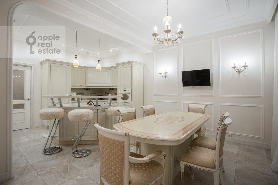 Кухня в 3-комнатной квартире по адресу Расплетина 21