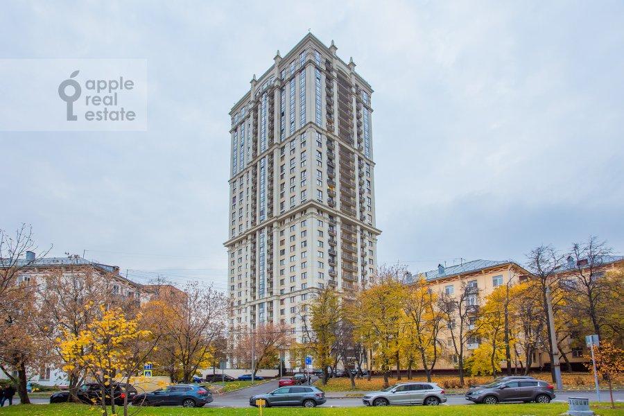 Фото дома 3-комнатной квартиры по адресу Расплетина 21