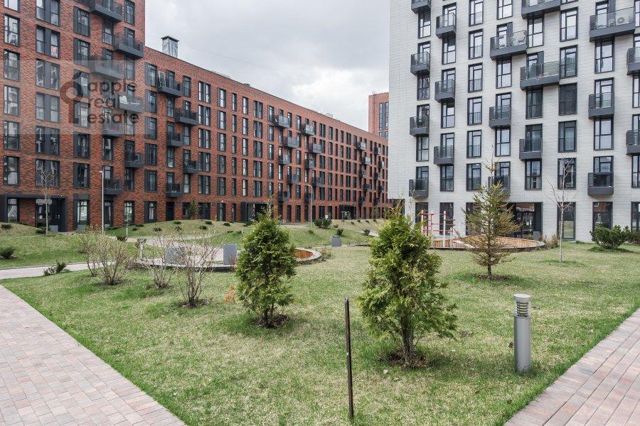 Photo of the house of the 4-room apartment at Paveletskaya naberezhnaya 6A