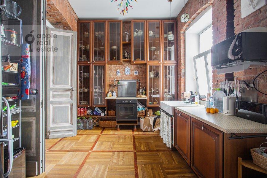 Кухня в 3-комнатной квартире по адресу Пятницкая улица 17/4С1