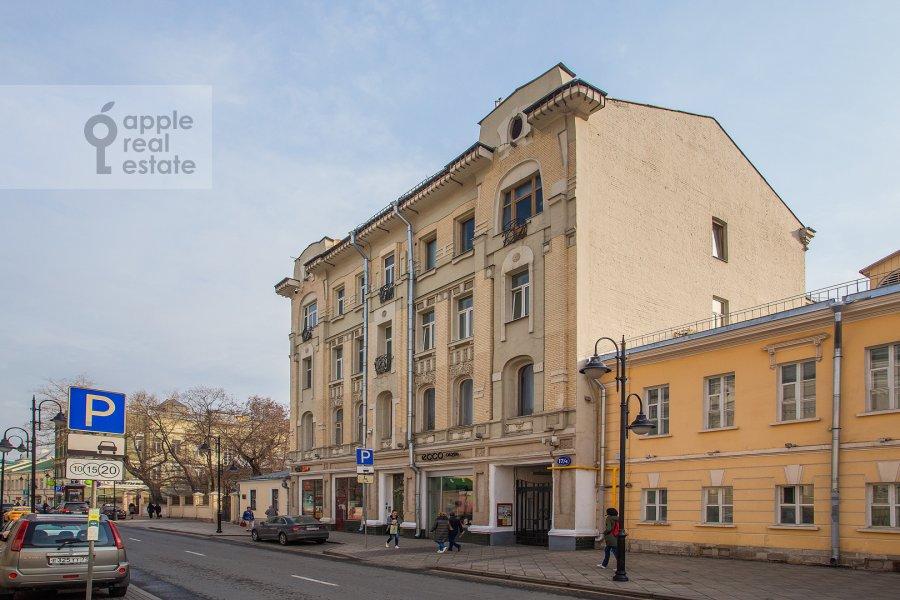 Фото дома 3-комнатной квартиры по адресу Пятницкая улица 17/4С1