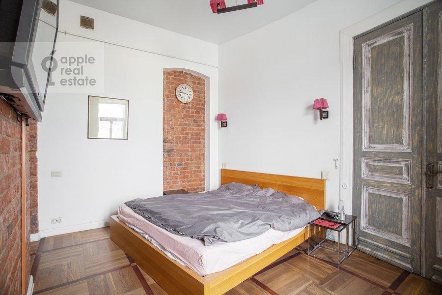 Спальня в 3-комнатной квартире по адресу Пятницкая улица 17/4С1