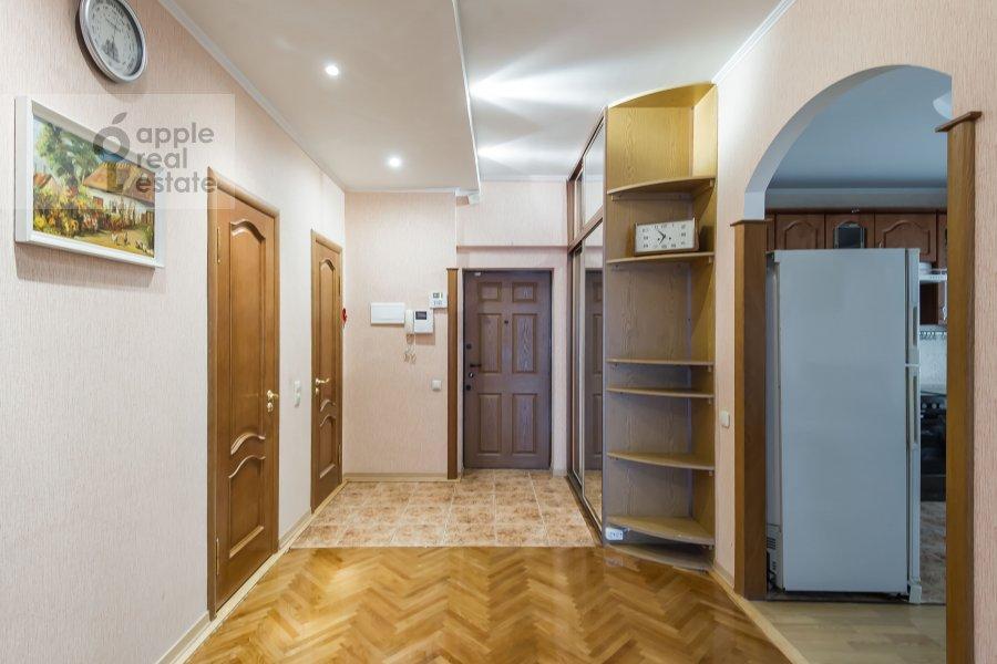 Corridor of the 3-room apartment at Kazarmennyy pereulok 10S2