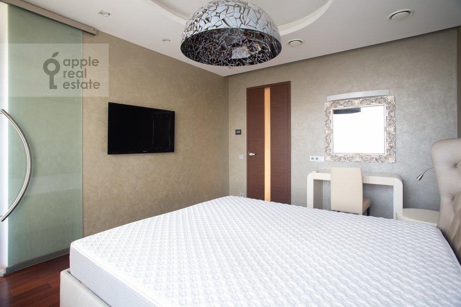 Спальня в 4-комнатной квартире по адресу Иваньковское шоссе 5
