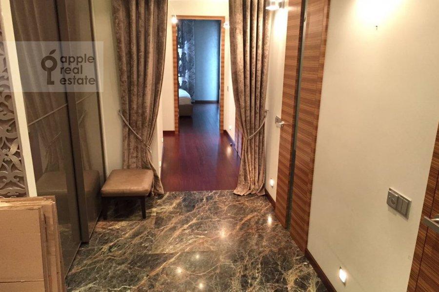 Corridor of the 4-room apartment at Ivan'kovskoe shosse 5