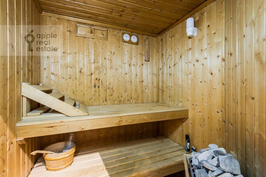 Санузел в 5-комнатной квартире по адресу Малая Молчановка 8с2