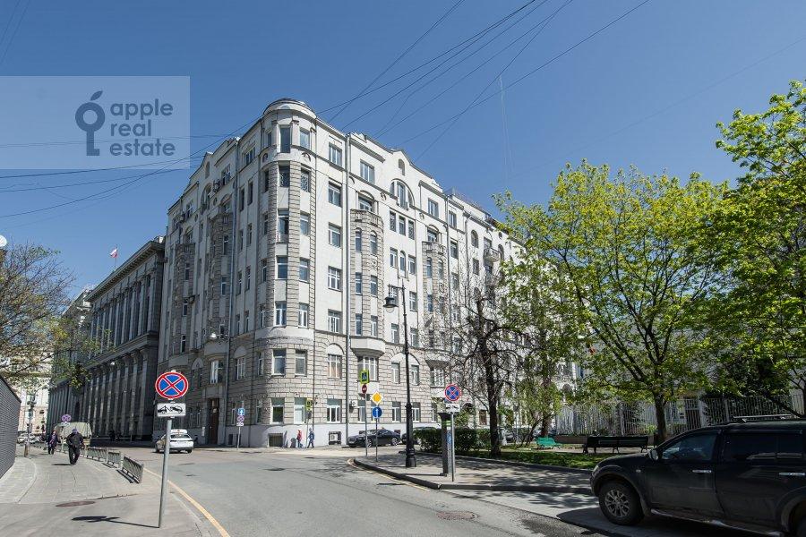 Фото дома 5-комнатной квартиры по адресу Малая Молчановка 8с2
