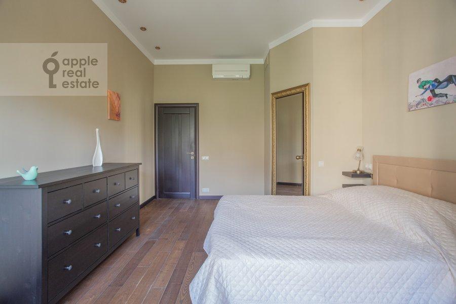 Спальня в 2-комнатной квартире по адресу Фадеева, 4А