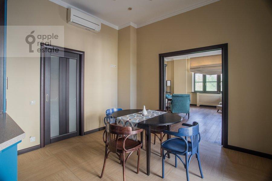 Кухня в 2-комнатной квартире по адресу Фадеева, 4А