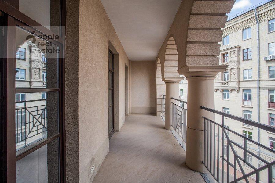 Балкон / Терраса / Лоджия в 2-комнатной квартире по адресу Фадеева, 4А