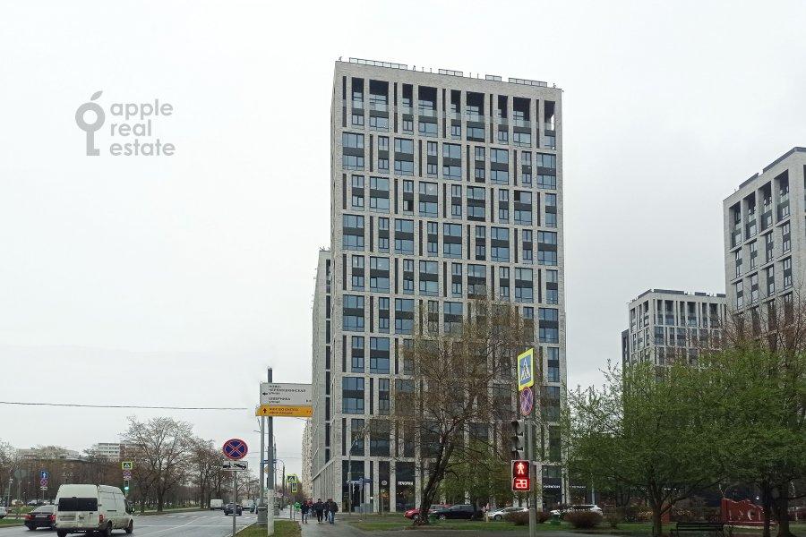 Фото дома 2-комнатной квартиры по адресу Новочеремушкинская улица 17