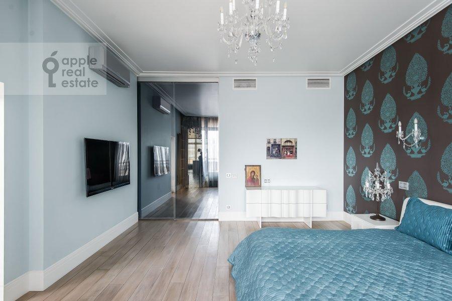 Спальня в 2-комнатной квартире по адресу Трубная площадь 2