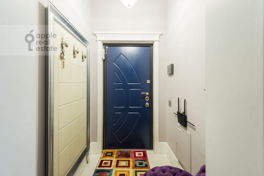 Коридор в 2-комнатной квартире по адресу Трубная площадь 2