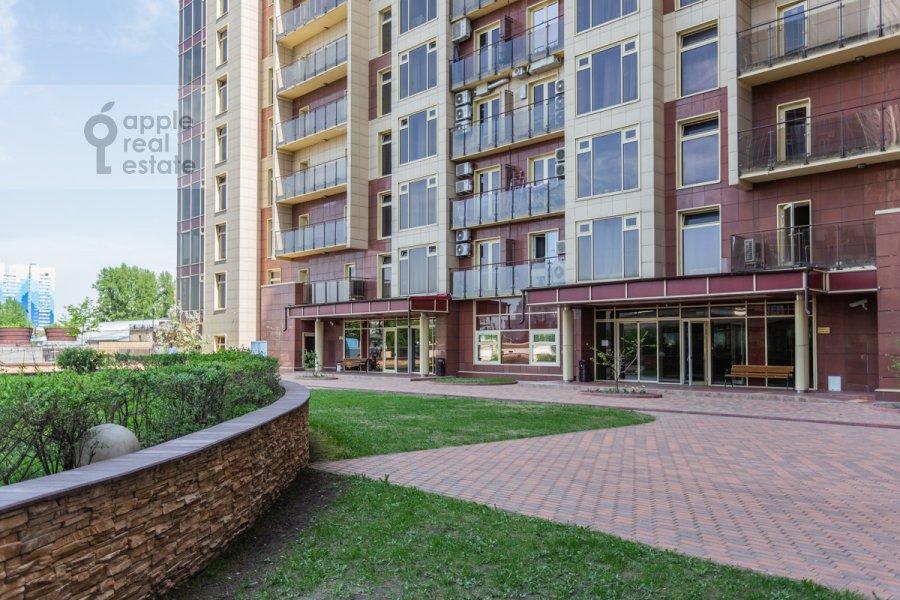 Фото дома 4-комнатной квартиры по адресу 1-я улица Машиностроения 10