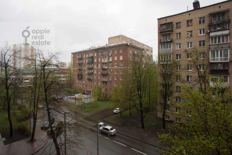 3-комнатная квартира по адресу Пырьева 2