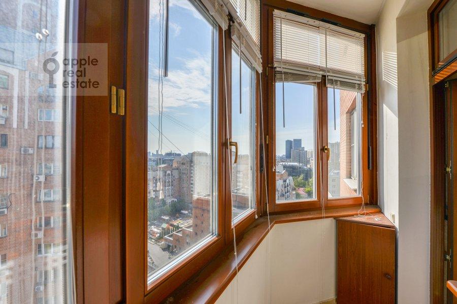 Балкон / Терраса / Лоджия в 4-комнатной квартире по адресу Зоологическая улица 30С2