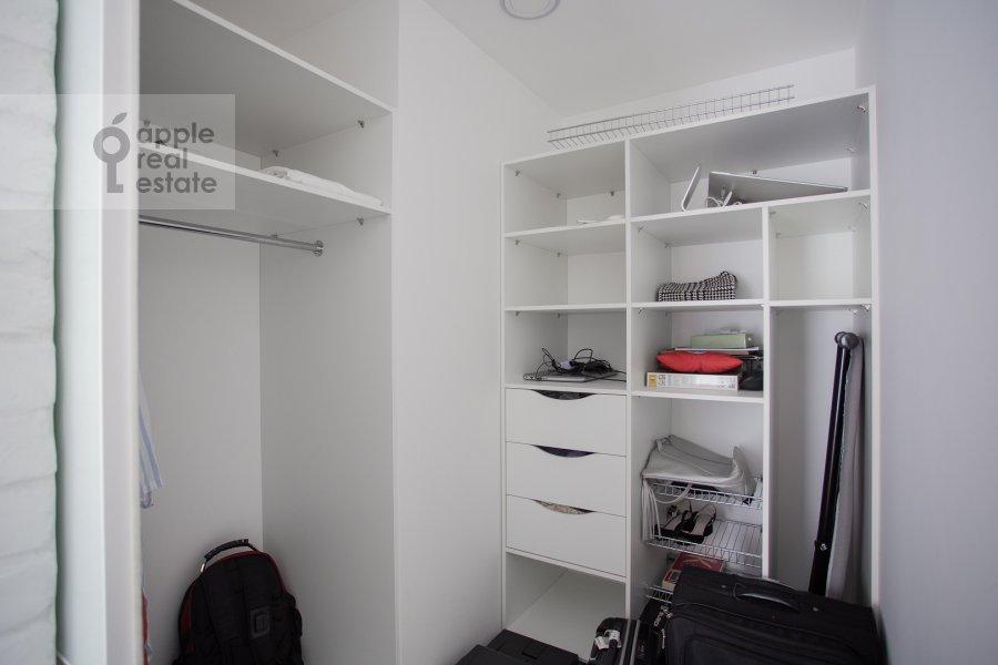 Гардеробная комната / Постирочная комната / Кладовая комната в 1-комнатной квартире по адресу Ленинский проспект 38Ак3