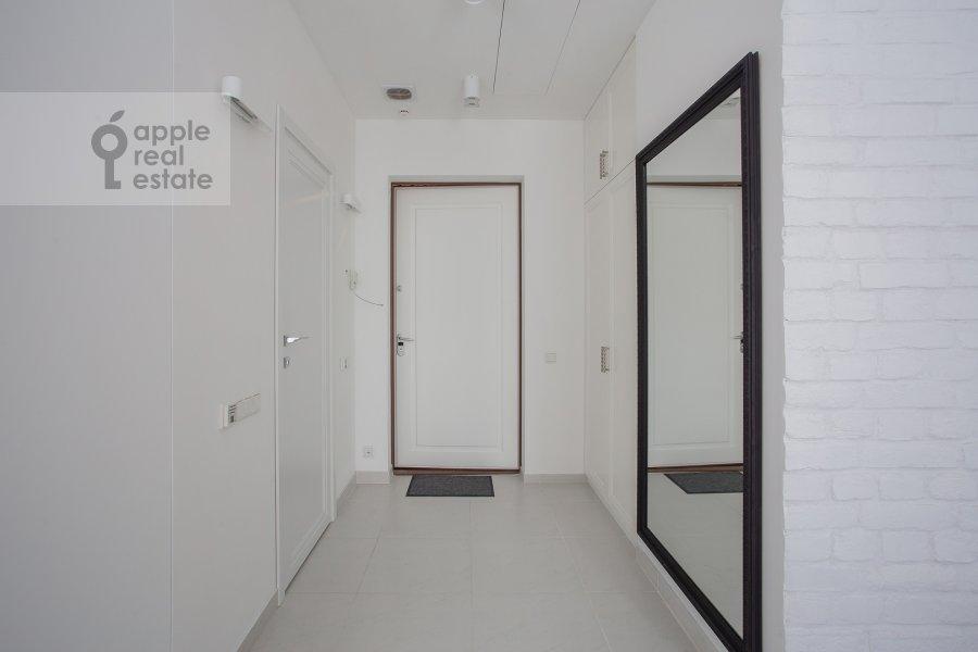 Коридор в 1-комнатной квартире по адресу Ленинский проспект 38Ак3