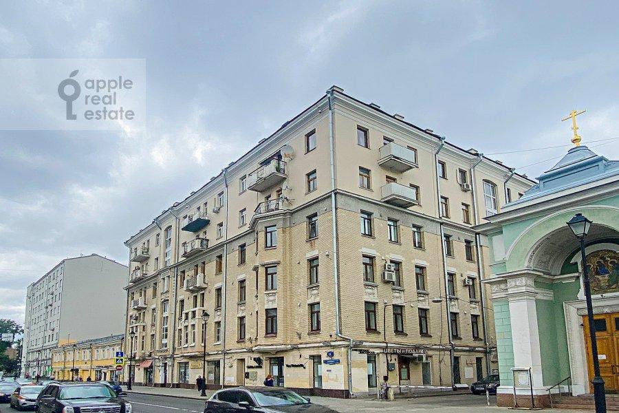 Фото дома 4-комнатной квартиры по адресу улица Покровка 11