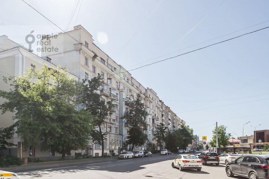 Фото дома 3-комнатной квартиры по адресу Новорязанская улица 30